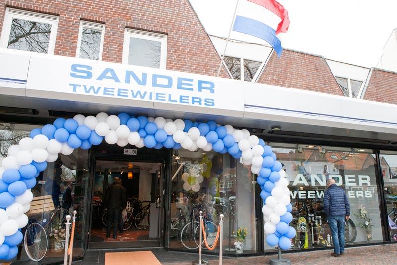 SanderTweewielers-winkels