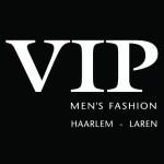VIP Logo Blok zwart